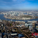Aerial photograph London
