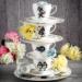 Pictorial image ot tea-cups