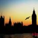 Dusk_ Houses of Parliament, London