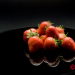 moody_product_photograph, Strawberries