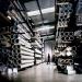 Industrial Photographer Warehouse Interior Aluminium Stockholder