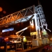 Civil Engineering Photography Colas M25 Gantry erection night