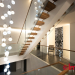 Modern Home Interior Staircase
