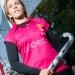Public Relations Photographers Edgy Portrait Hockey Player