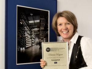 Patricia Rayner - Award