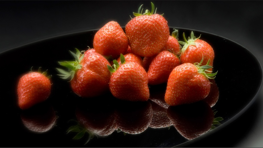 Image 2 Photography – Strawberries