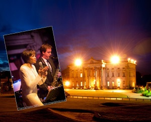 Selena Jones at the majestic Moor Park Mansion in Rickmansworth top image