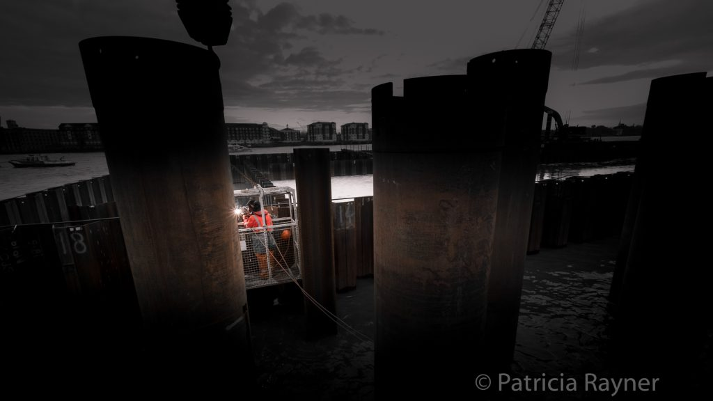 Image 2 Photography – Welding on the Thames